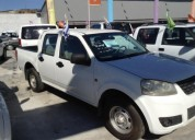 Gwm wingle 5 doble cabina full 2012 79000 kms cars