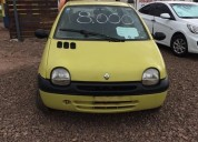 Renault twingo full 2001 122340 kms cars