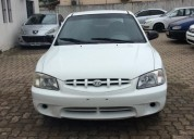 Hyundai accent full 2000 187000 kms cars