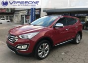 Hyundai grand santa fe gls 4wd at 2015 61800 kms cars
