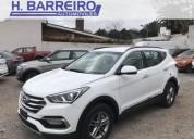 Hyundai santa fe 2 4 full 2018 0km cars