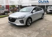 Hyundai ioniq hibrido lanzamiento del ano a usd 34 990 cars