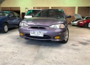 Hyundai accent ano 1998 impecable con aire 200000 kms cars