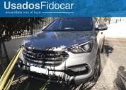Hyundai santa fe extra full 2016 40000 kms cars