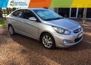 Hyundai accent full 2013 113996 kms cars