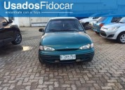 Hyundai accent std 1996 165000 kms cars