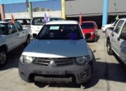mitsubishi doble cabina 2010 121000 kms cars