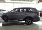 mitsubishi outlander 3 0 v6 7 pasajeros 6at 2018 0km cars