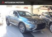 mitsubishi outlander 4x4 7 asientos 2018 0km cars