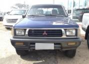 Mitsubishi 2 5 td 1999 325404 kms cars