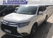 Mitsubishi outlander autmatica 3 0 2018 excelente estado 13400 kms cars