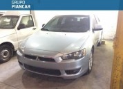 mitsubishi lancer sedan glx 2014 137400 kms cars
