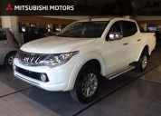 mitsubishi 4x4 automatica secuencial 2018 0km cars