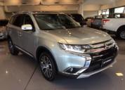 Mitsubishi outlander 7 pasajeros 4x4 2018 0km cars