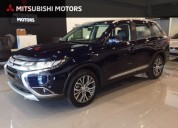 mitsubishi outlander extra full 4x2 y 4x4 2018 0km cars