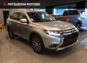 mitsubishi outlander 4x4 2018 0km cars