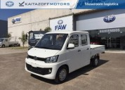Faw doble cabina t80 confort d c 2018 0km cars
