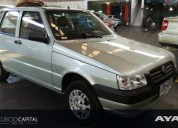 Fiat uno fire 2009 verde excelente estado 103911 kms cars