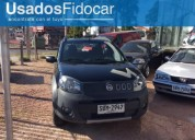Fiat uno way full 2012 105000 kms cars