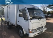 Chana furgon doble rueda 2010 63000 kms