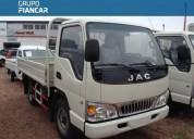 Jac 1035 camion 1 9 t 2018 0km en montevideo