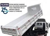 Volkswagen CHASIS CABINA 6 2 TONELADAS DE CARGA IVA en Montevideo