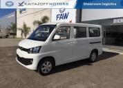 Faw furgon v80 panoramica 2018 0km.