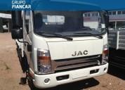 Jac 1063 camion 5 650 kg 2018 0km en montevideo