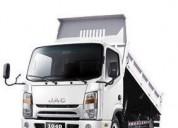 Jac 1040 volcadora nueva cabina iva en montevideo