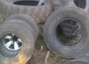 Vendo cubiertas d tractor usadas en minas