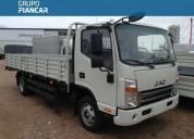 Jac 1063 camion 5 5 t 2018 0km en montevideo