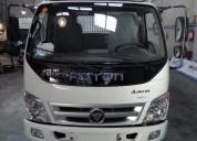 Foton aumark camion volcadora 2018 0km en montevideo