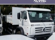 Volkswagen volcadora de fabrica entrego hoy iva en montevideo