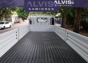 caja metalica p camion 6 20 metros rebatible para vw etc en montevideo