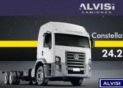 Volkswagen constellation cummins con a a precio iva en montevideo