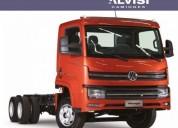 Volkswagen camion delivery carga 9 5 ton iva en montevideo