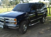 Vendor chevrolet tahoe 4x4 v8 6 5 490000 kms