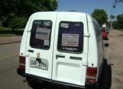 Camioneta citroen c15 diesel ano 2000 en muy buen estado en montevideo