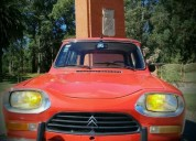 Vendo citroneta de coleccion 69870 kms