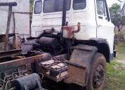 Camion ford 1010 con volcadora 20000 kms