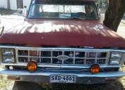 Vendo ford f 100 al dia 1111111 kms