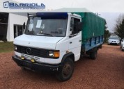 Mercedes benz 709 camion 1992 excelente estado barriola 300000 kms