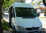Vendo mercedes sprinter 313 1111111 kms