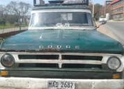 Camioneta dodge 111111111 kms