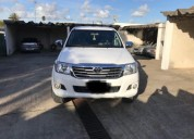 toyota hilux 42000 kms