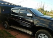 Toyota hilux 122500 kms