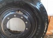 Vendo rueda completa 1000 20 en bien 15000 kms