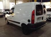 Renault Kangoo 2015 Blanco 3 puertas 80000 kms