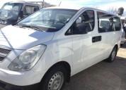 Excelente hyundai h1 furgon 2011 120012 kms