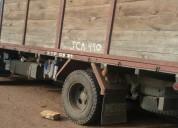 Se vende camioncito con sorra 4 rueda 2345686 kms